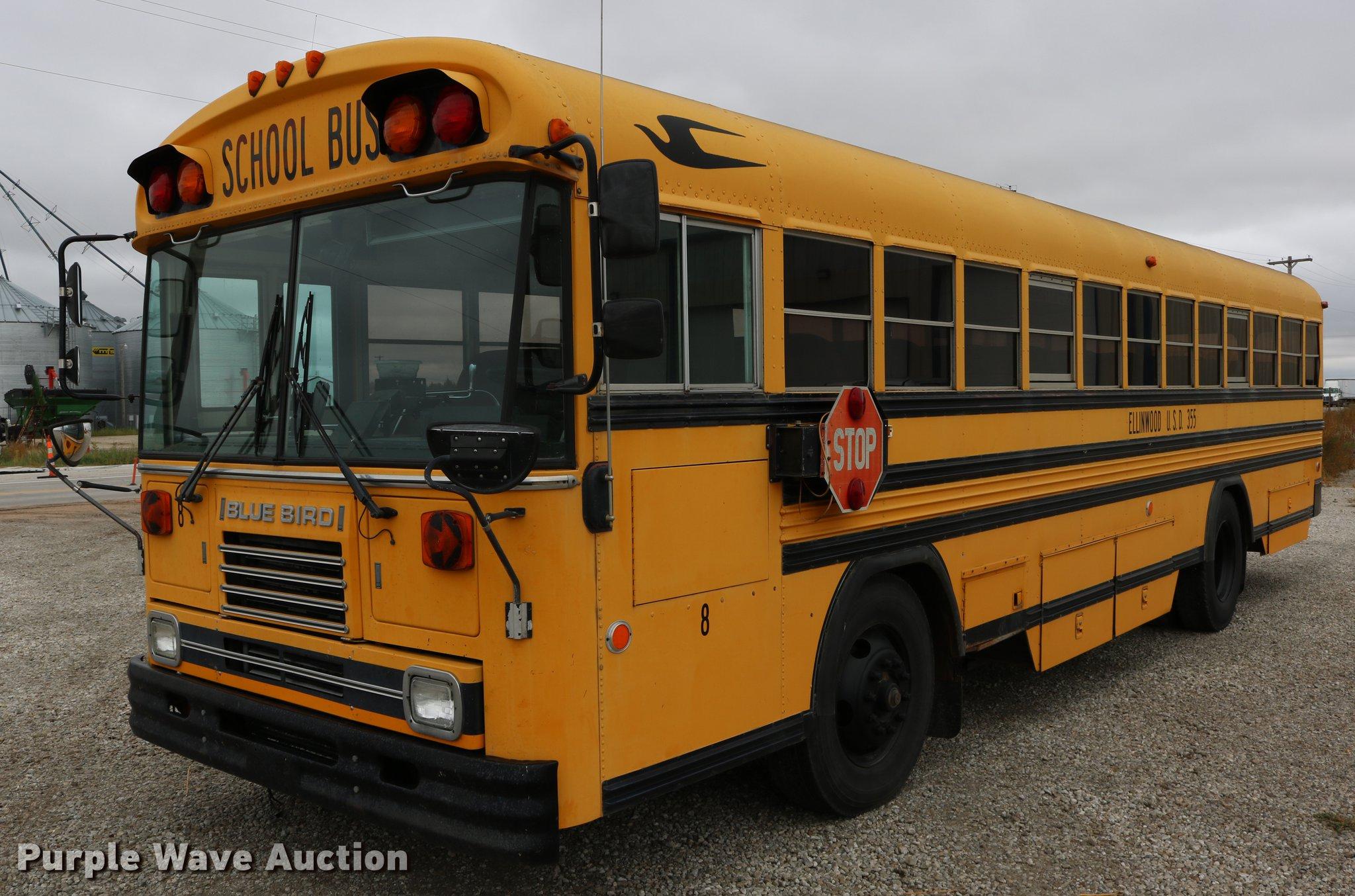 1993 Blue Bird TC2000 school bus   Item DD0068   SOLD! Novem
