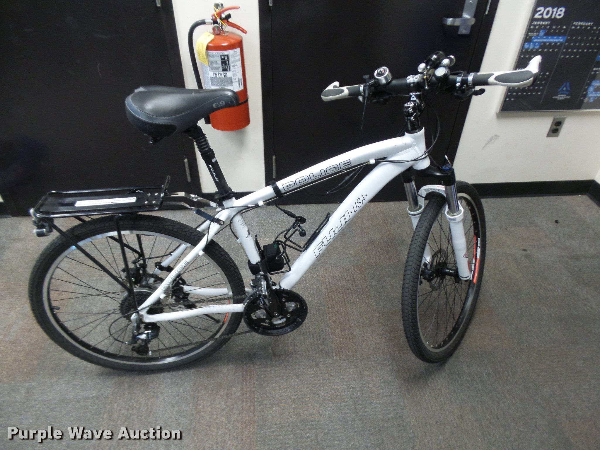 Fuji mountain bicycle | Item DR9198 | SOLD! November 7 Gover