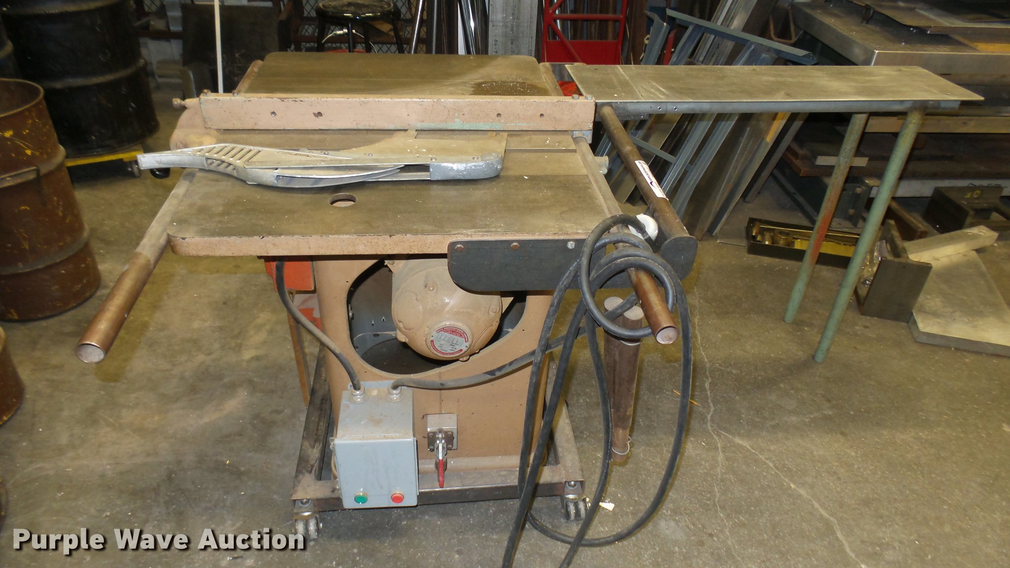 Rockwell table saw item dw9243 sold november 7 governme rockwell table saw full size in new window keyboard keysfo Images