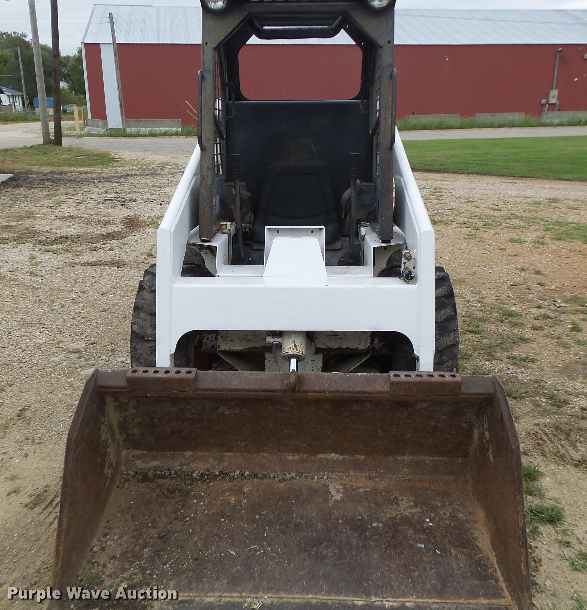 Bobcat 643 skid steer | Item DB9989 | SOLD! November 9 Const
