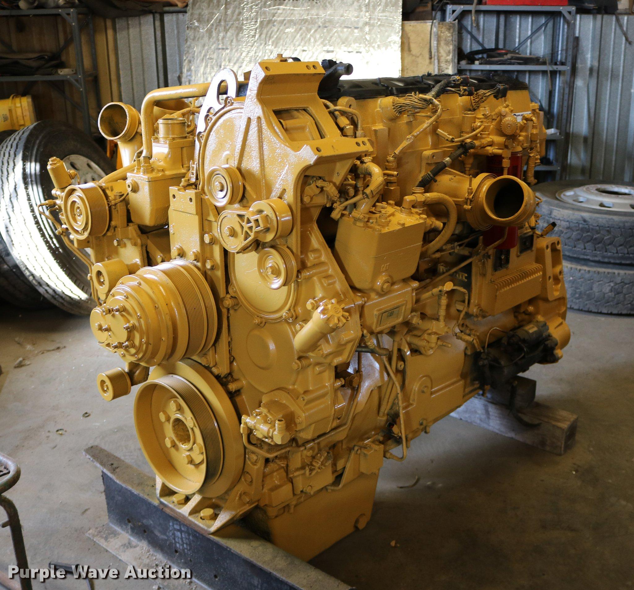 Caterpillar C15 Acert six cylinder diesel engine | Item EE97