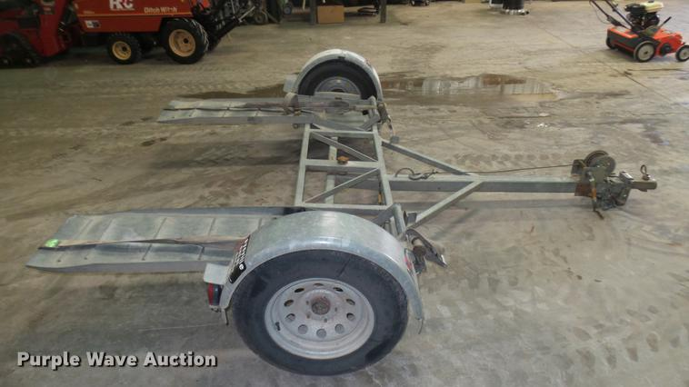 Car Caddy tow dolly | Item DC1868 | SOLD! November 29 Vehicl