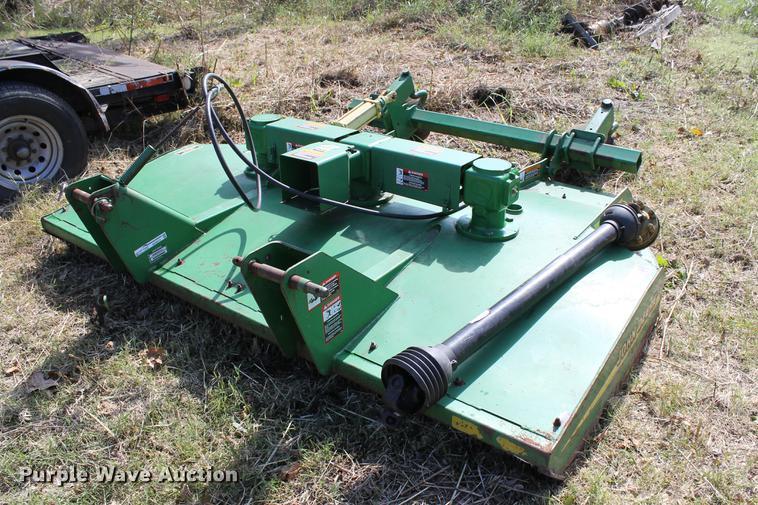 John Deere MX8 rotary mower | Item ED9672 | SOLD! November 2