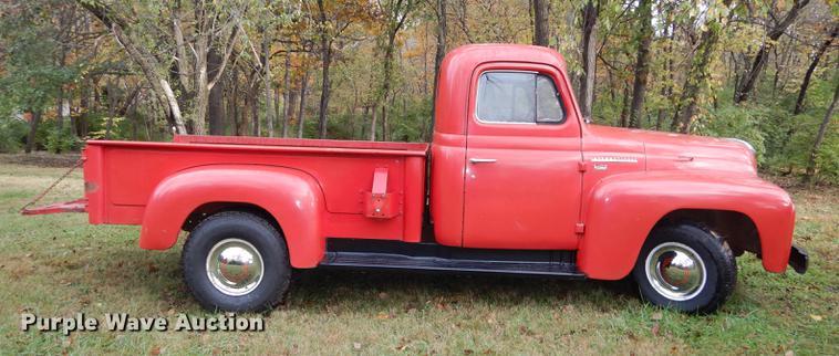 1952 International L110 pickup truck | Item K5849 | SOLD! No