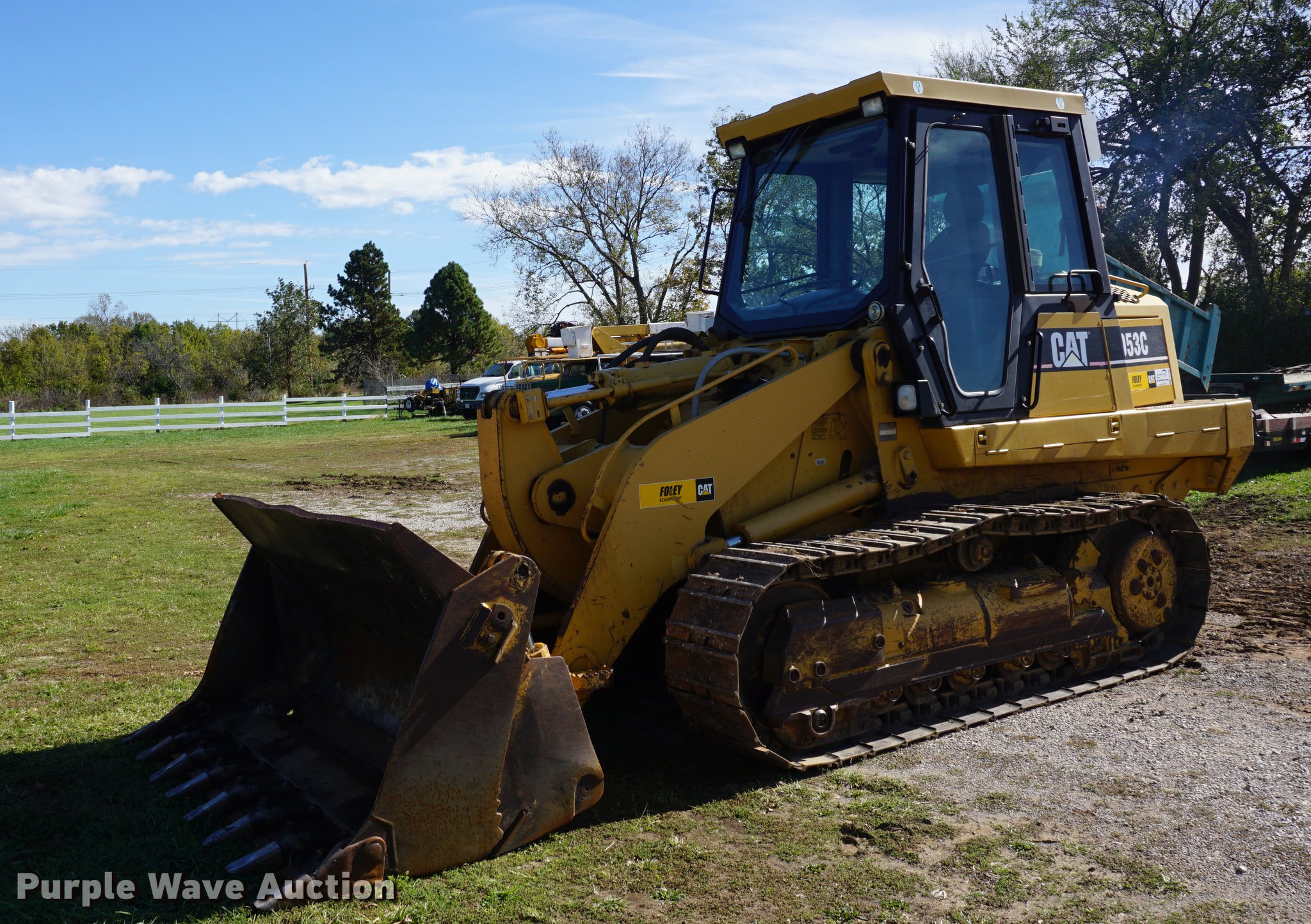 Track Loader For Sale >> 2004 Caterpillar 953c Track Loader Item Da1320 Sold Nov