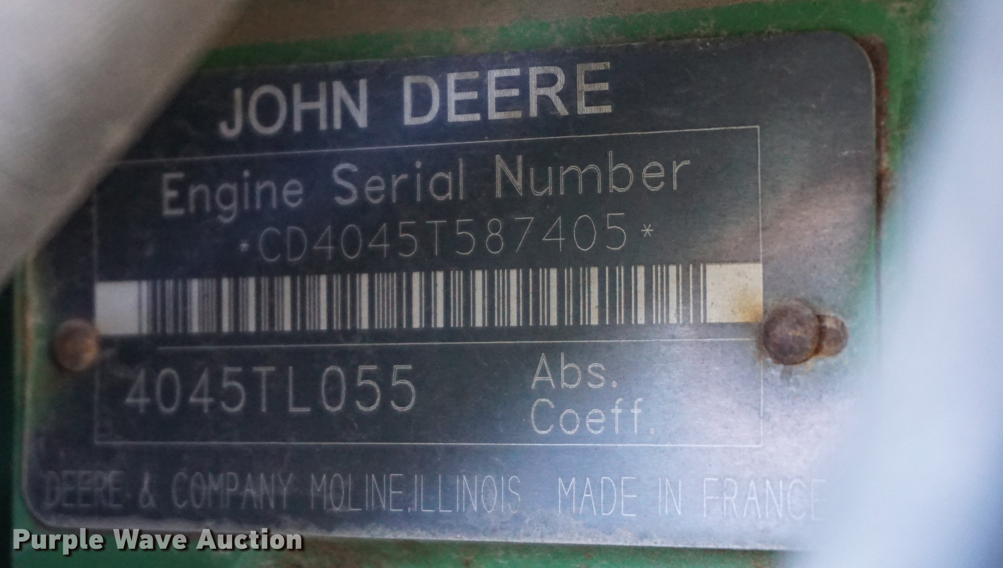 "2000 John Deere 6310 MFWD tractor | Item DA1325 | 12-5-2017 John Deere Wiring Diagram on john deere 345 diagram, john deere repair diagrams, john deere rear end diagrams, john deere electrical diagrams, john deere fuse box diagram, john deere fuel gauge wiring, john deere 3020 diagram, john deere voltage regulator wiring, john deere 42"" deck diagrams, john deere starters diagrams, john deere 310e backhoe problems, john deere power beyond diagram, john deere gt235 diagram, john deere tractor wiring, john deere riding mower diagram, john deere chassis, john deere cylinder head, john deere sabre mower belt diagram, john deere 212 diagram, john deere fuel system diagram,"
