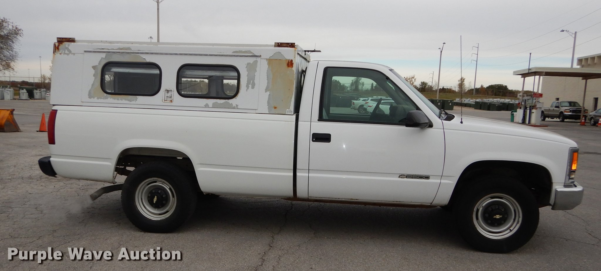 All Chevy 1999 chevrolet c2500 : 1999 Chevrolet C2500 pickup truck | Item DA1359 | Tuesday De...