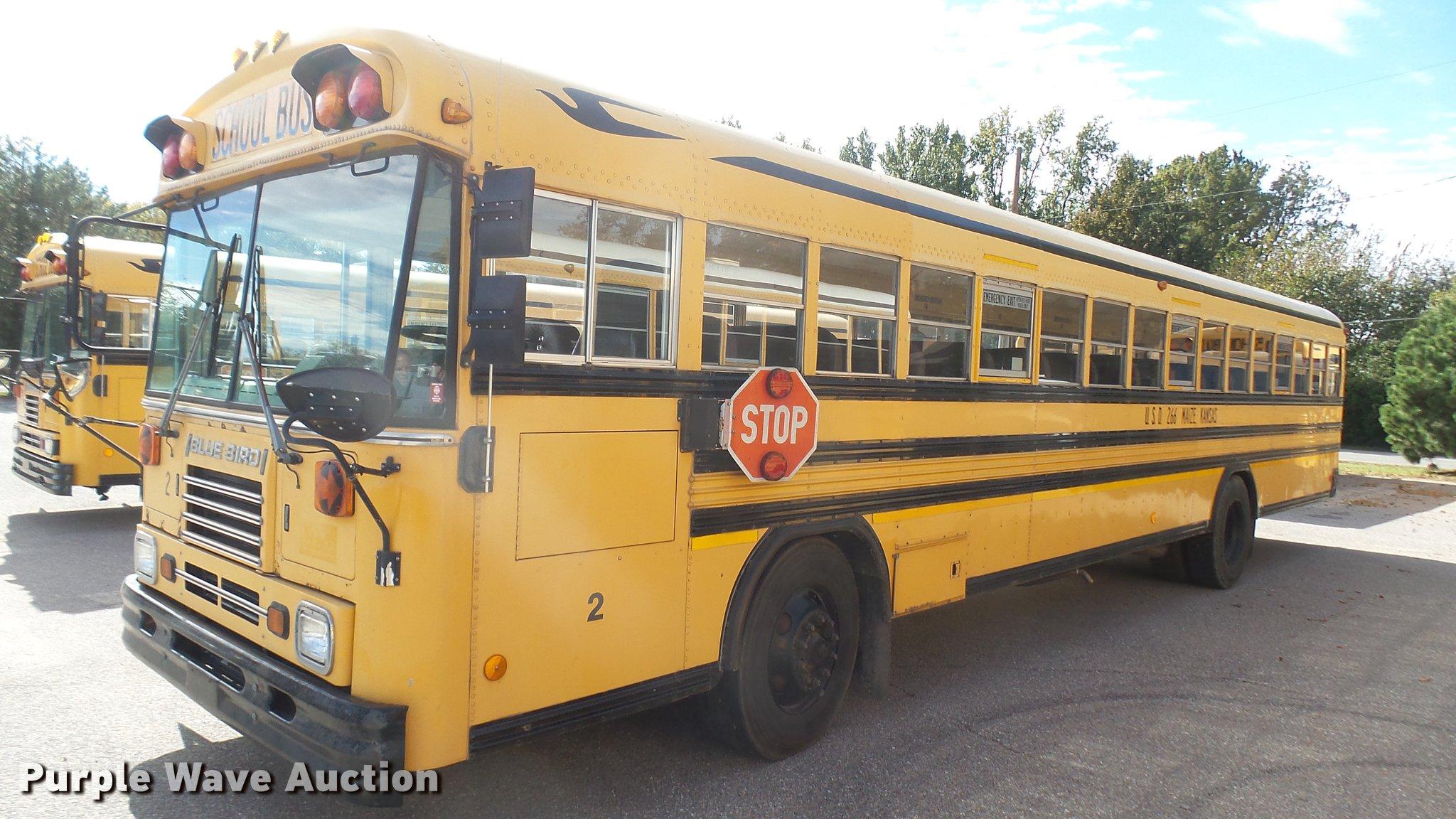 1999 Blue Bird TC2000 school bus | Item DC1846 | SOLD! Decem