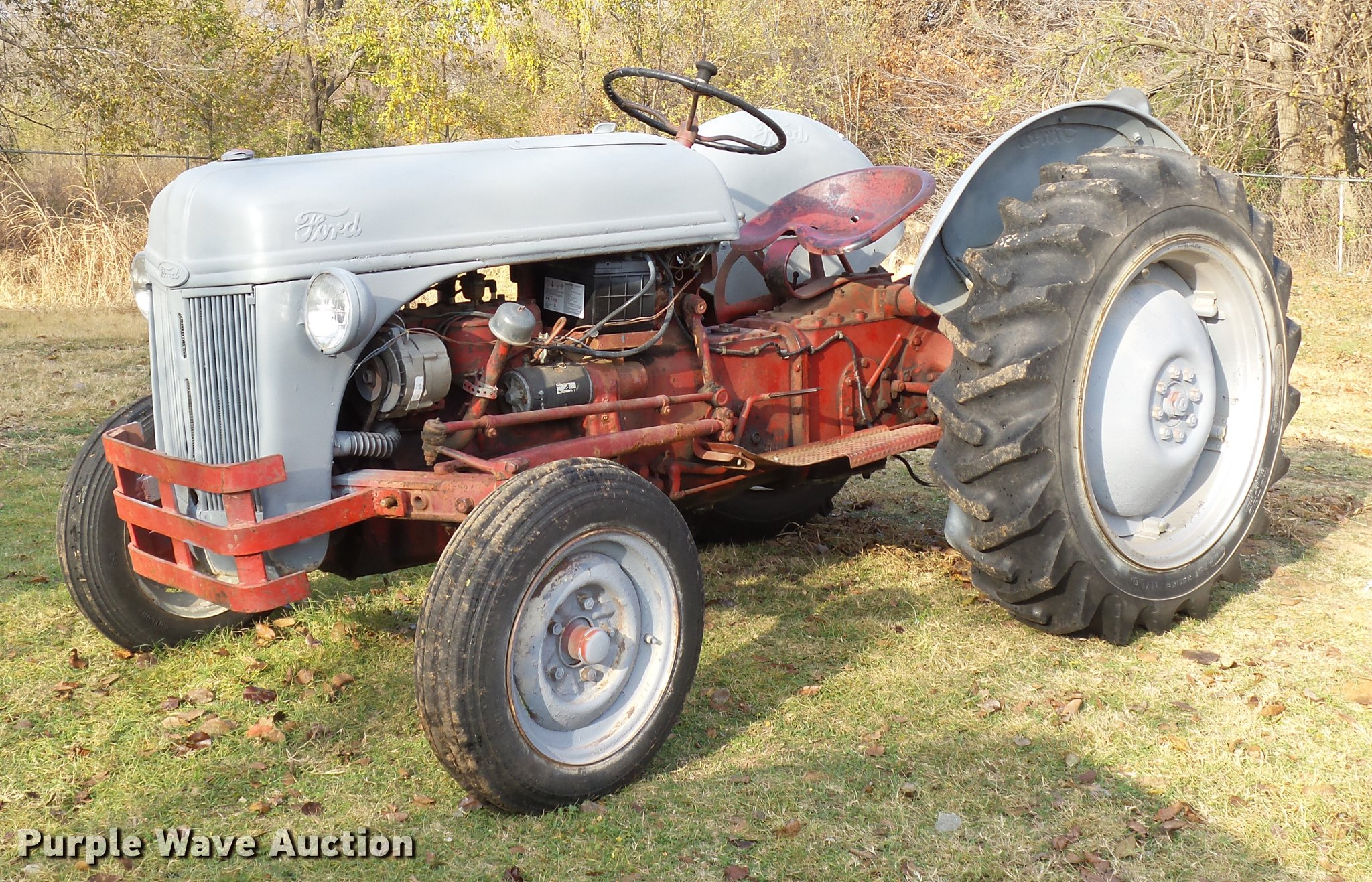 1951 Ford 8N tractor | Item DB5028 | SOLD! December 13 Vehic