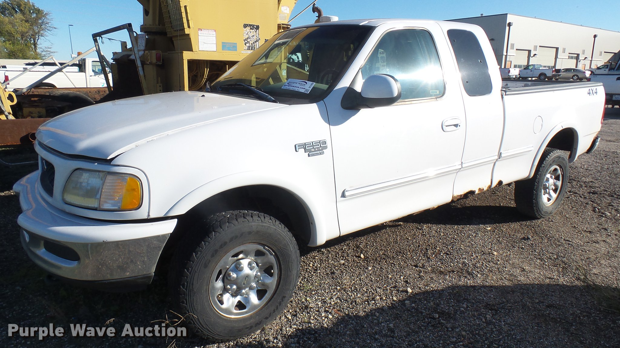 Dc1820 image for item dc1820 1998 ford f250
