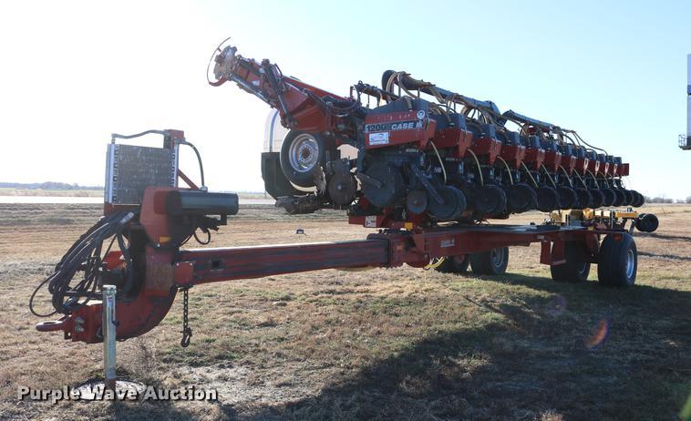 2008 Case Ih 1200 No Till Planter Item Dc3576 Sold Dece