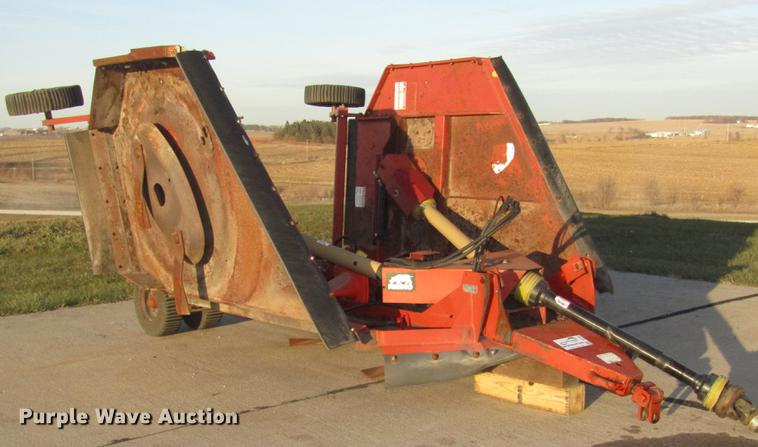 Rhino SE415 batwing rotary mower | Item DD2991 | SOLD! Decem
