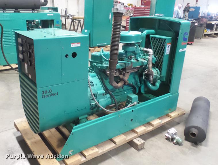 Onan 30 ek generator | item b8419 | sold! February 20 midwes.