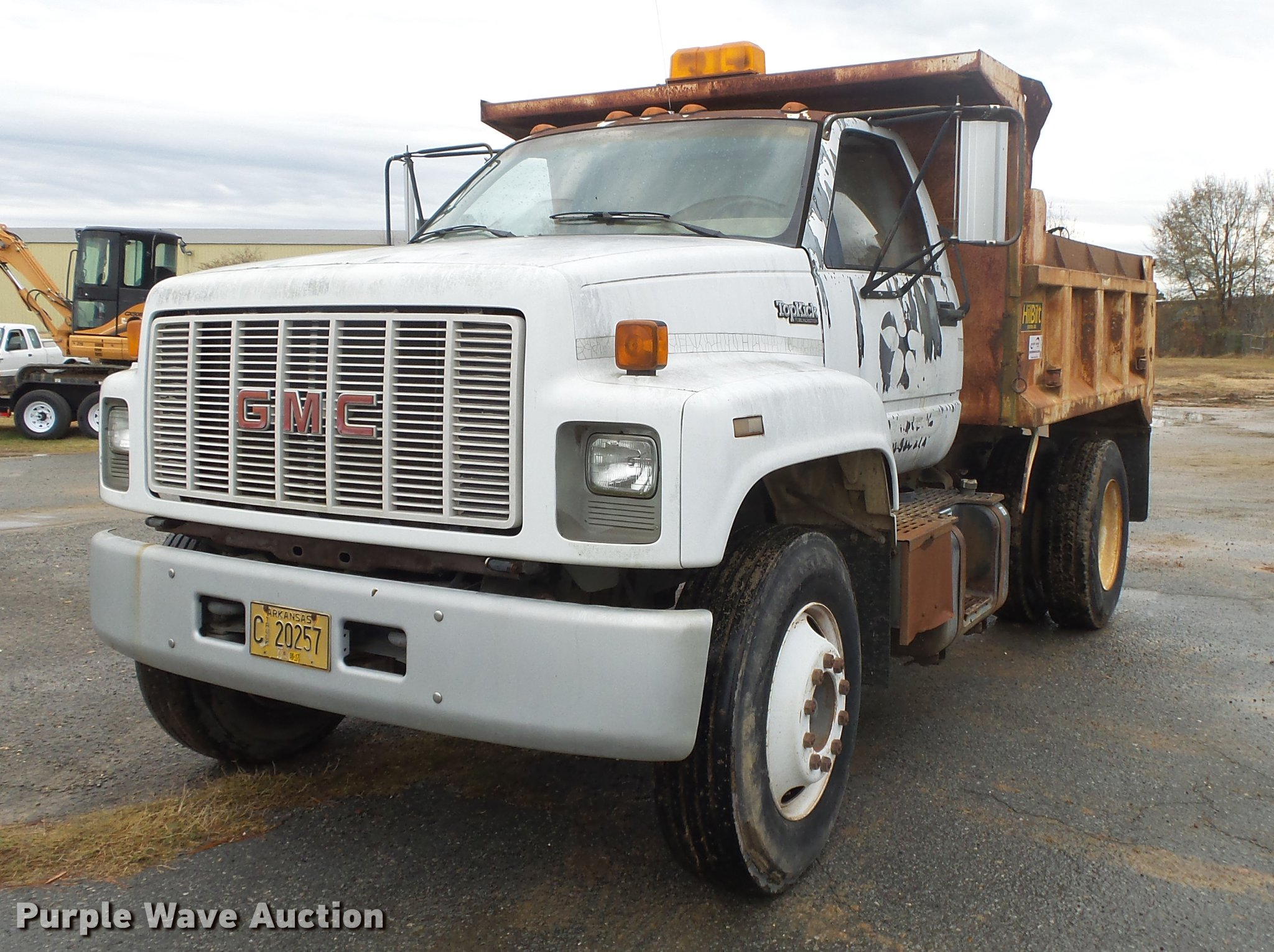 trucks pa sale for used mk rock vehicles topkick glen buysellsearch cab in chassis ml gmc on