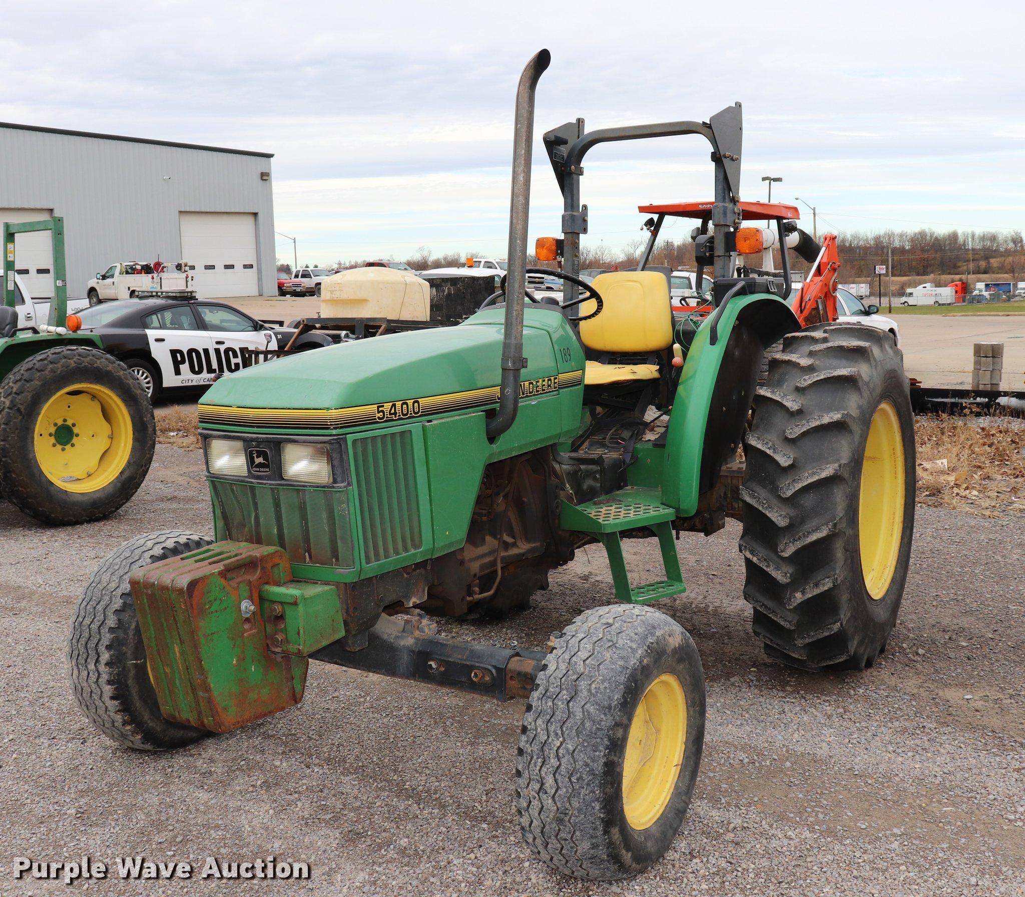 John Deere 5400 Tractor Item Ec9287 Sold December 27 Ve. Ec9287 For Item John Deere 5400 Tractor. John Deere. John Deere 5400 Tractor Parts Diagram At Scoala.co