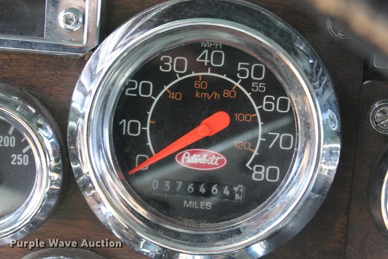 1987 Peterbilt 379 semi truck | Item BE9418 | SOLD! December