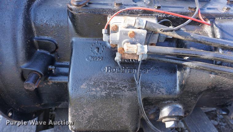 Eaton Fuller 15 speed manual transmission in Tecumseh, KS ...