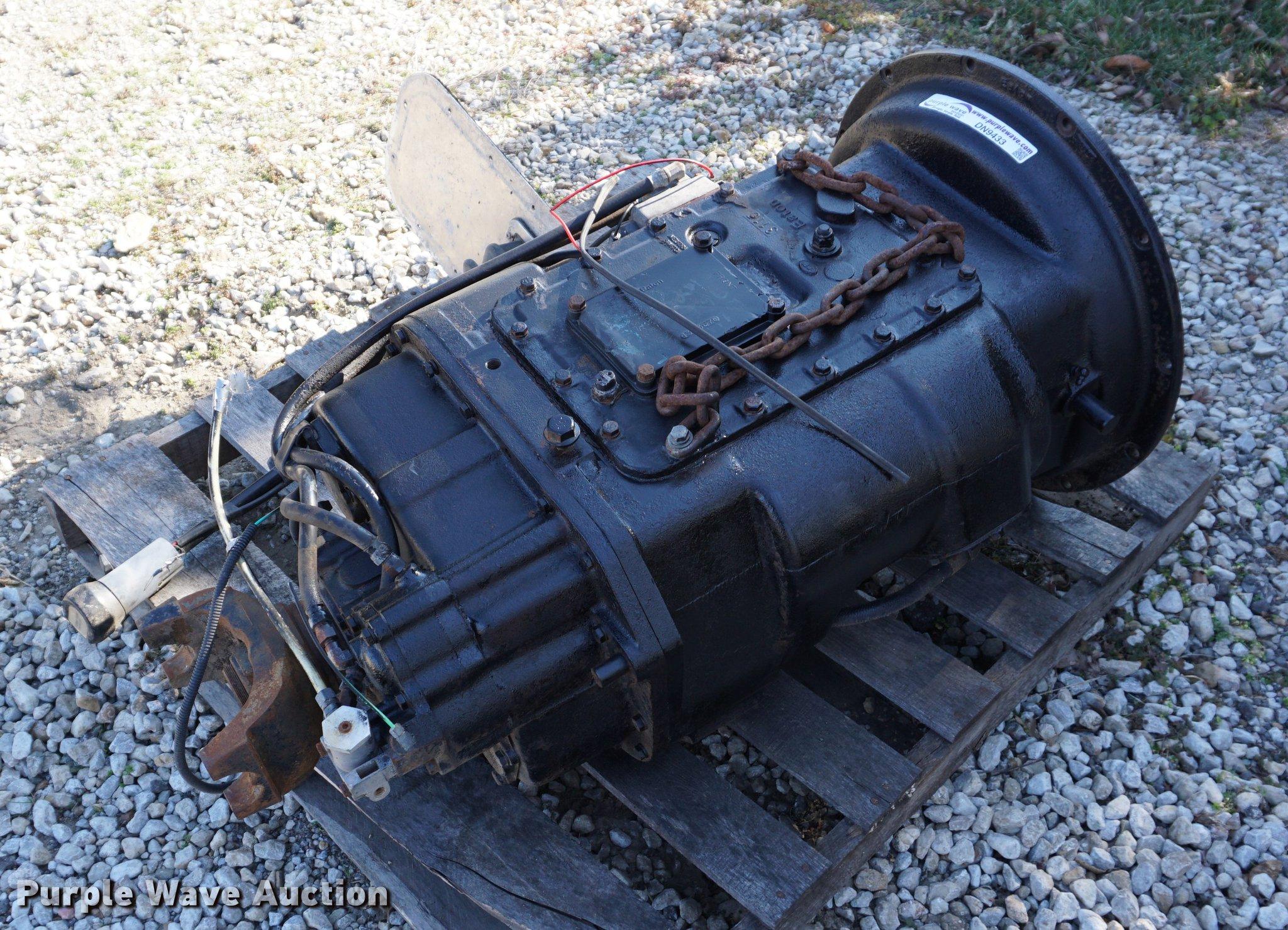 Eaton Fuller 15 speed manual transmission Item DN9433