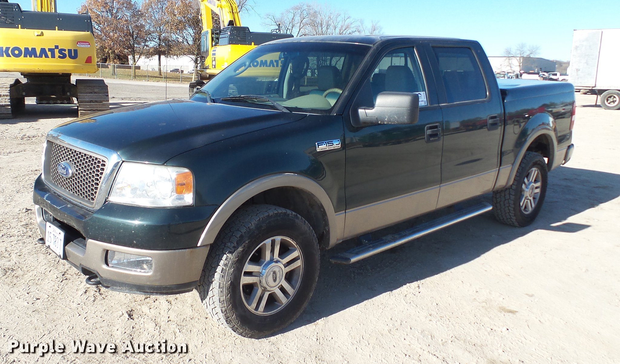 Dc6298 image for item dc6298 2005 ford f150