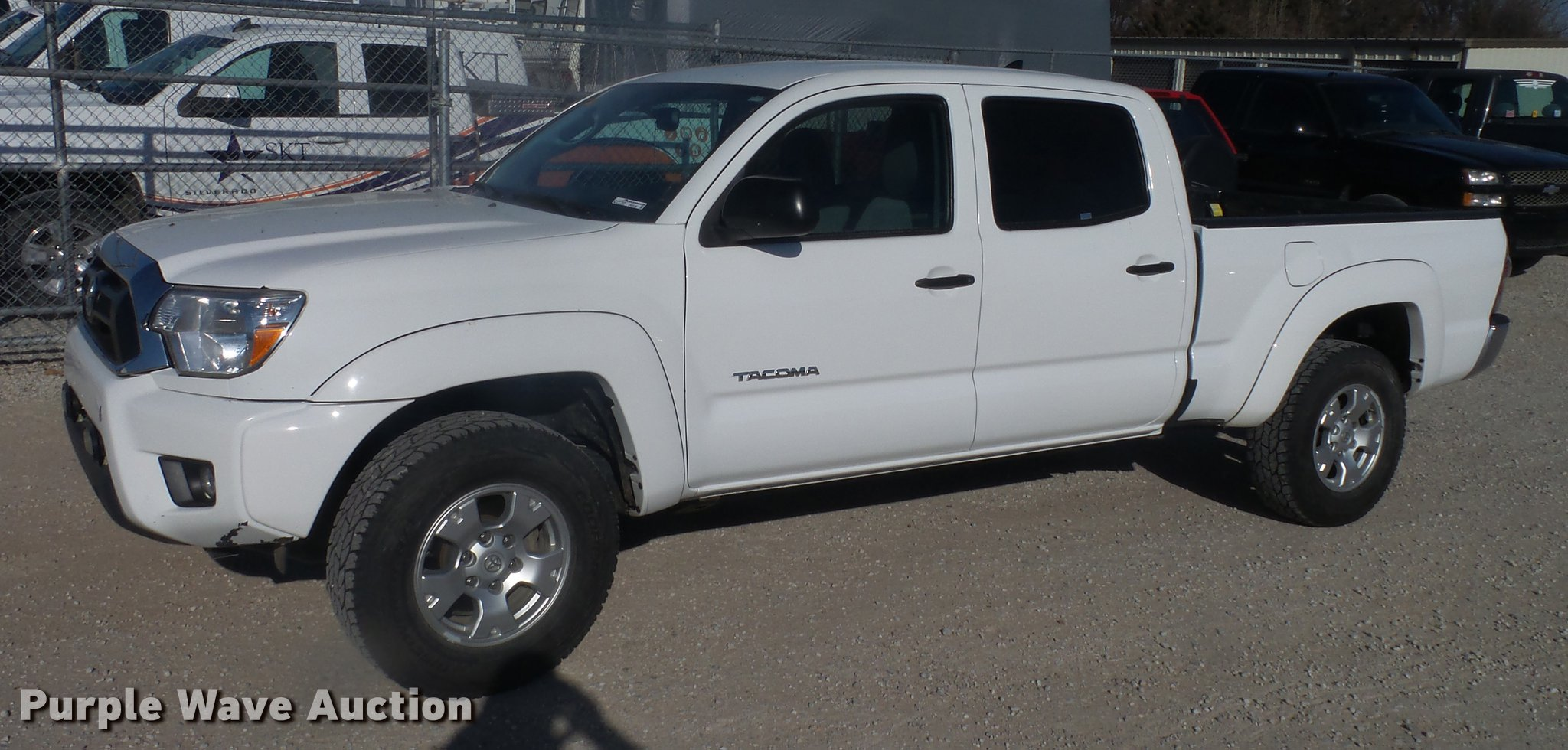tacoma sr loaded sport clean trd cab owner crew inventory toyota