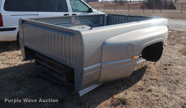 Dodge Ram Truck Bed For Sale >> Dodge Ram 3500 Pickup Truck Bed Item Dd9558 Sold Januar