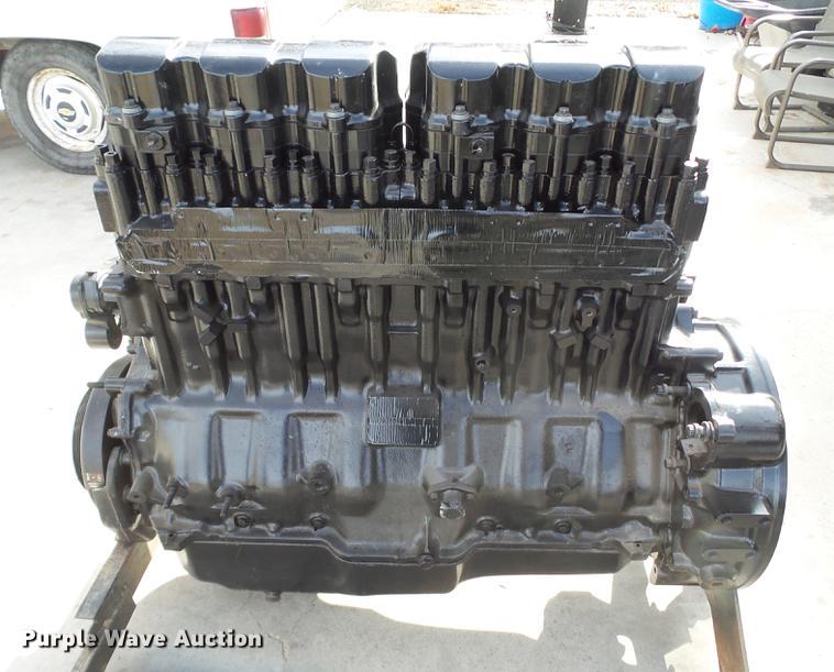 Mack E7 728 C I D  diesel engine | Item BJ9787 | SOLD! Janua