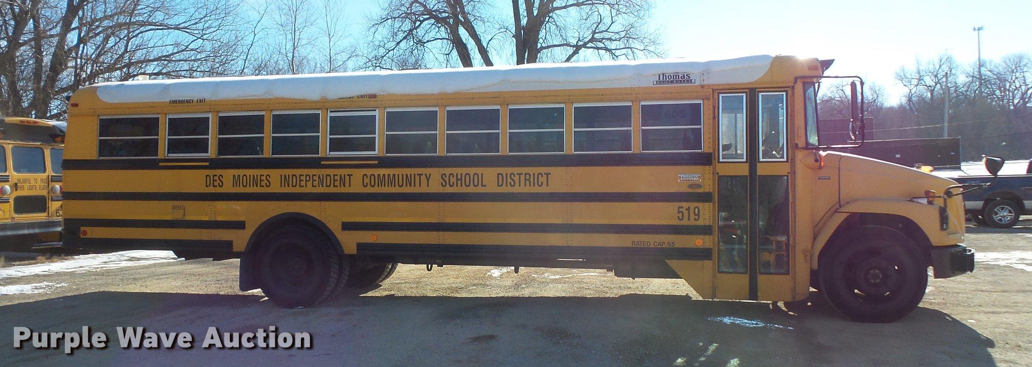 Thomas Bus Diagram Trusted Wiring Diagrams 2004 Built U2022 School Engine Compartment