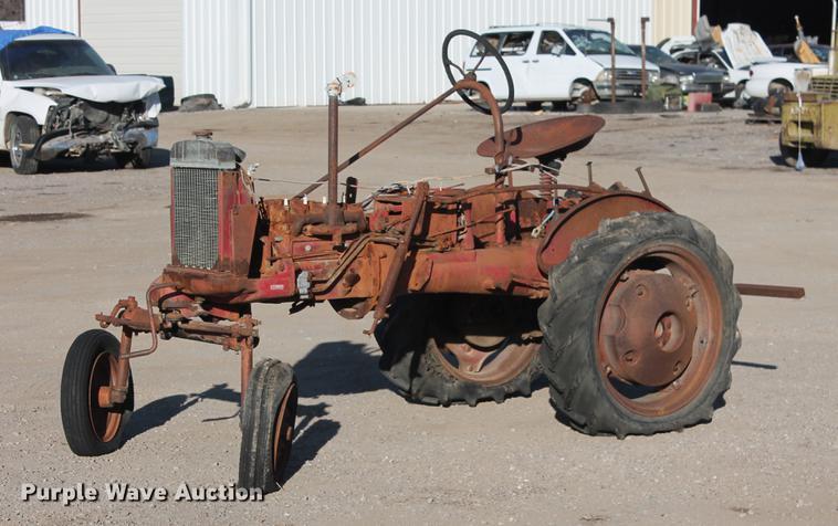 1949 International Farmall Cub tractor | Item DB5094 | SOLD!