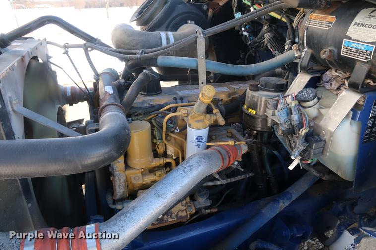 2002 Kenworth T300 dump truck   Item DD9084   SOLD! February