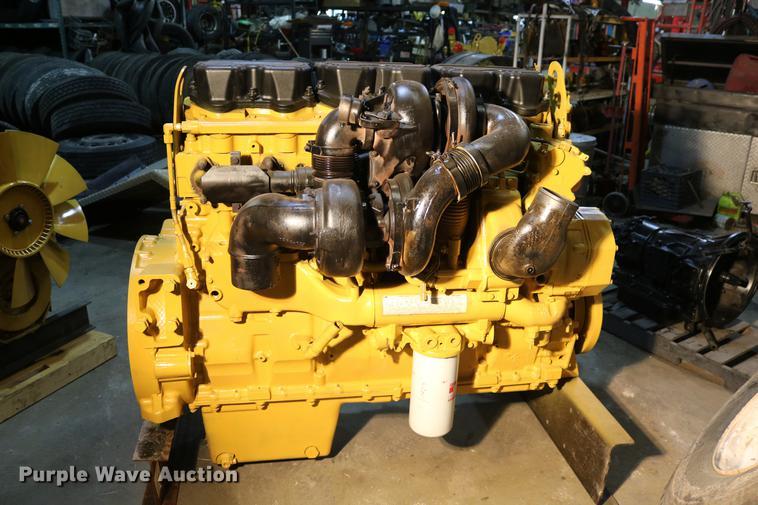 Caterpillar C15 15 2L turbo diesel engine | Item EH9615 | SO