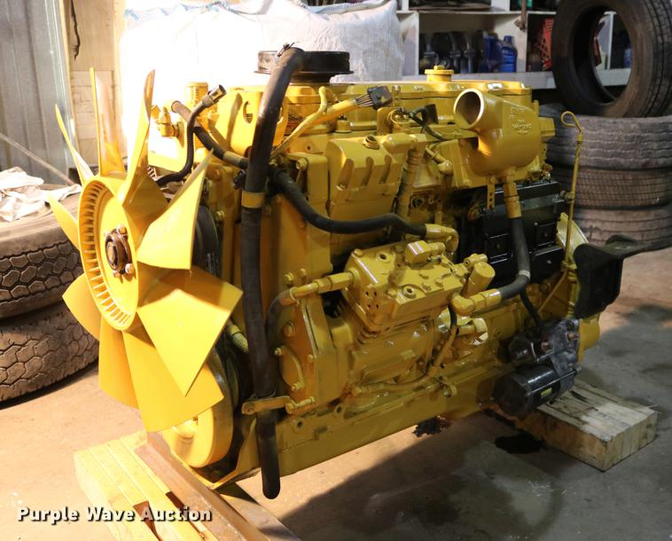 caterpillar 3126 7 2l turbo diesel engine item eh9616 so 3126 Caterpillar Fuel Filter Truck cat� 3126 remanufactured caterpillar
