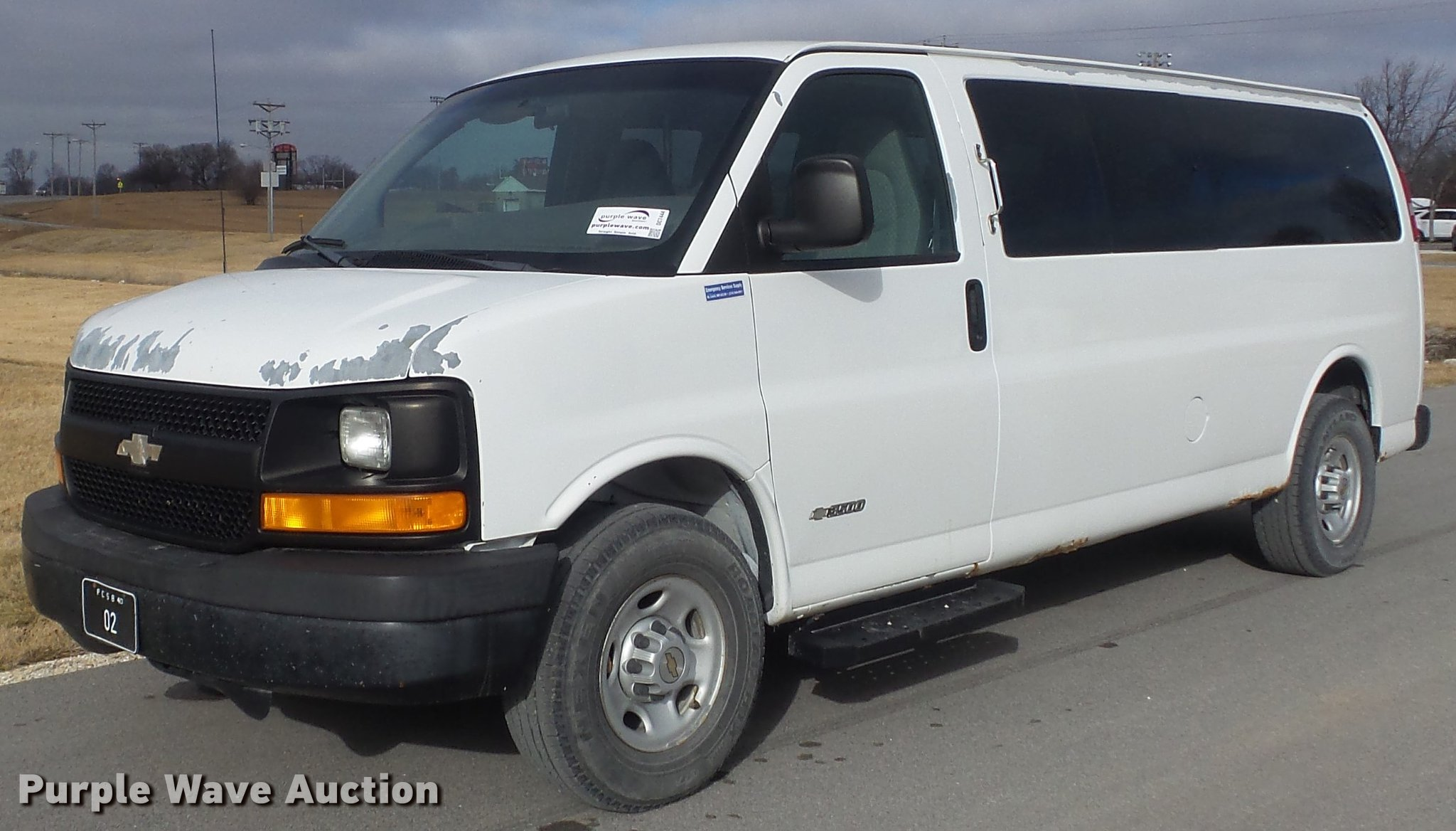b164878acb DC7444 image for item DC7444 2003 Chevrolet Express ...