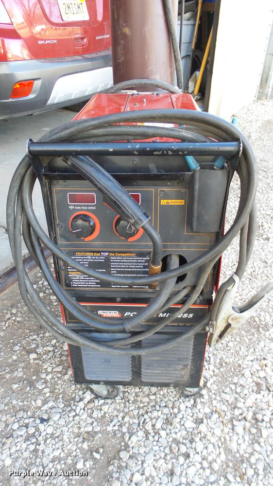 Lincoln Electric Power MIG 255 welder | Item EF9340 | SOLD!