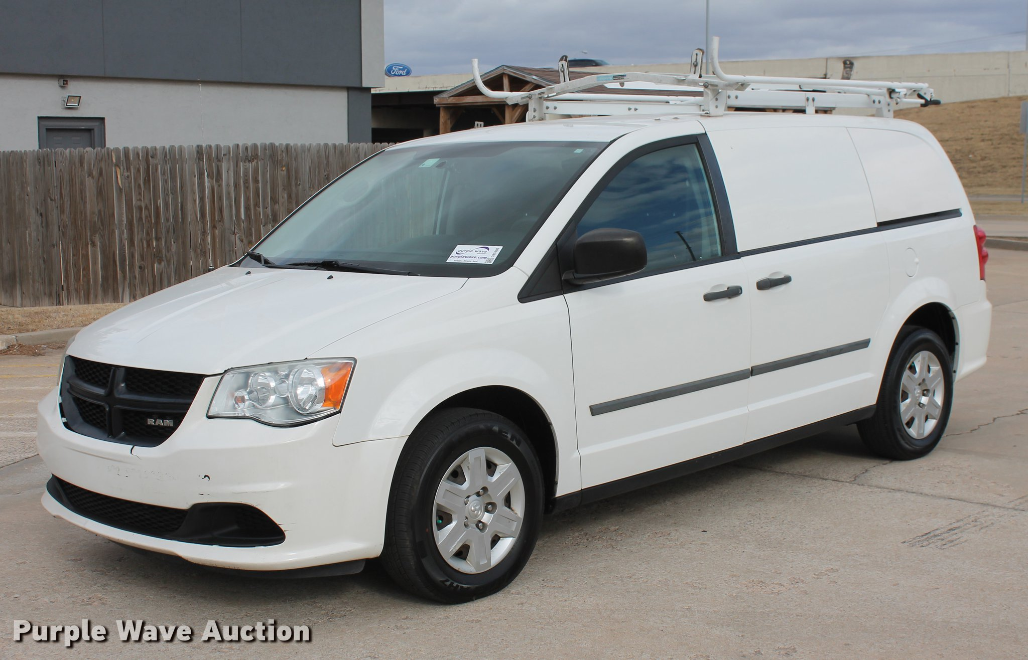 2012 Dodge Grand Caravan Cargo Van Item Db5100 Sold Feb