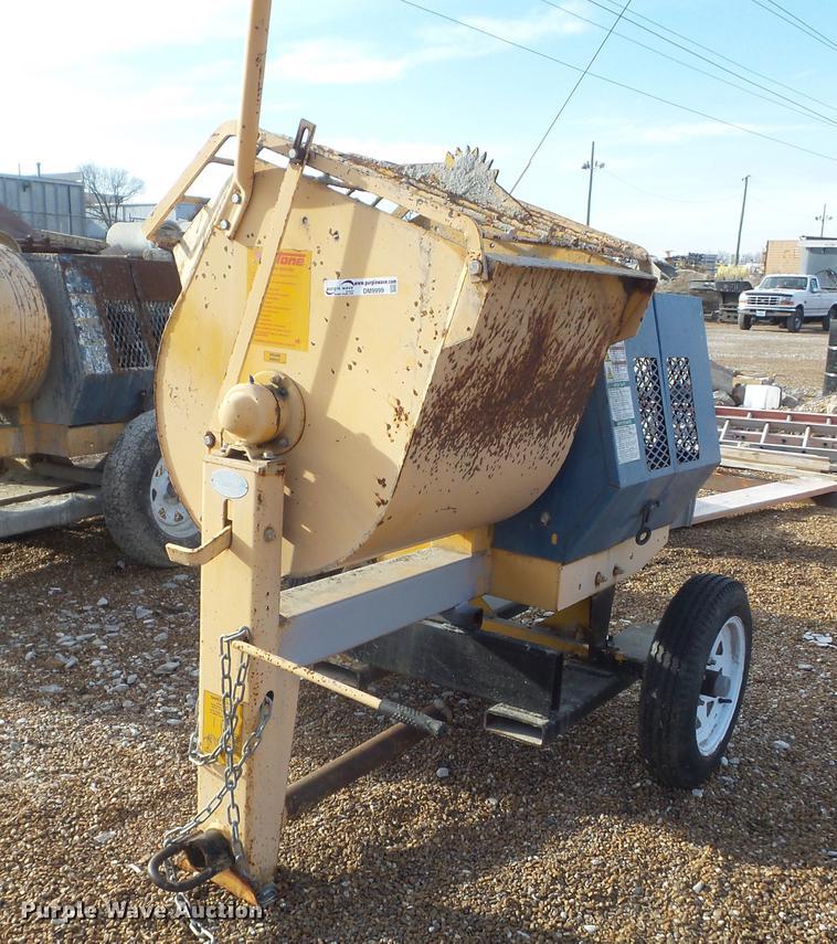Mortar Mixer For Sale >> Stone 655pm Mortar Mixer Item Dm9999 Sold February 22 C