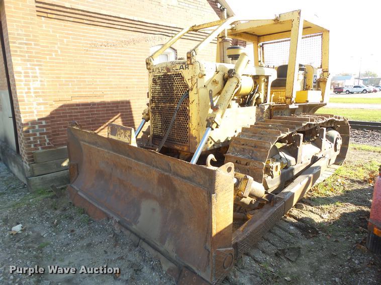 1968 Caterpillar D6C dozer | Item DZ9056 | SOLD! February 22