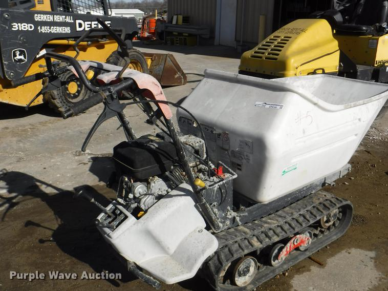 Canycom concrete buggy   Item EP9160   SOLD! February 22 Con