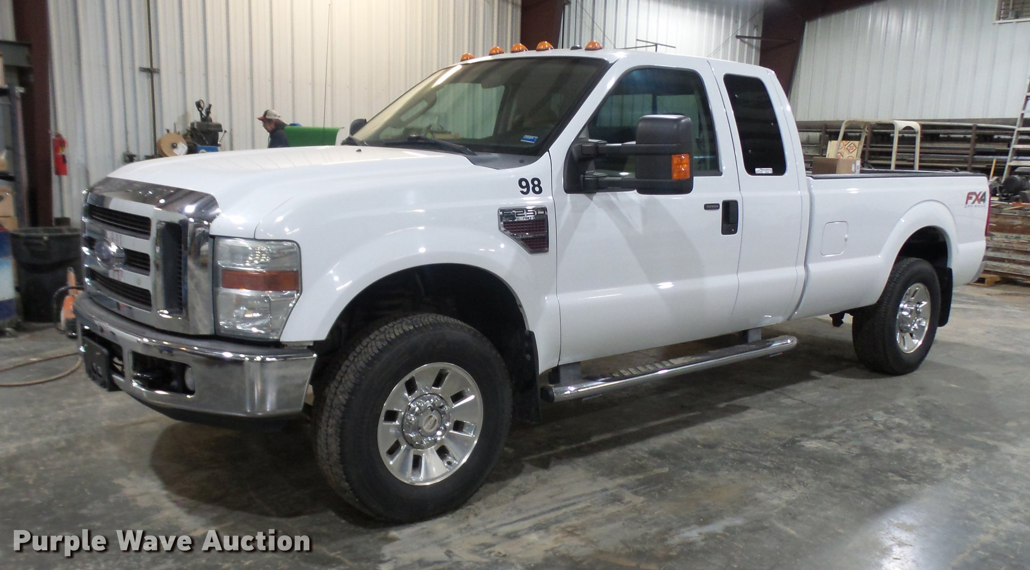 Dx9338 image for item dx9338 2008 ford f250 super duty
