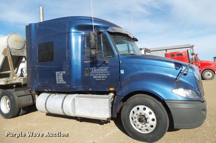 2014 International ProStar semi truck | Item BJ9787 | SOLD!