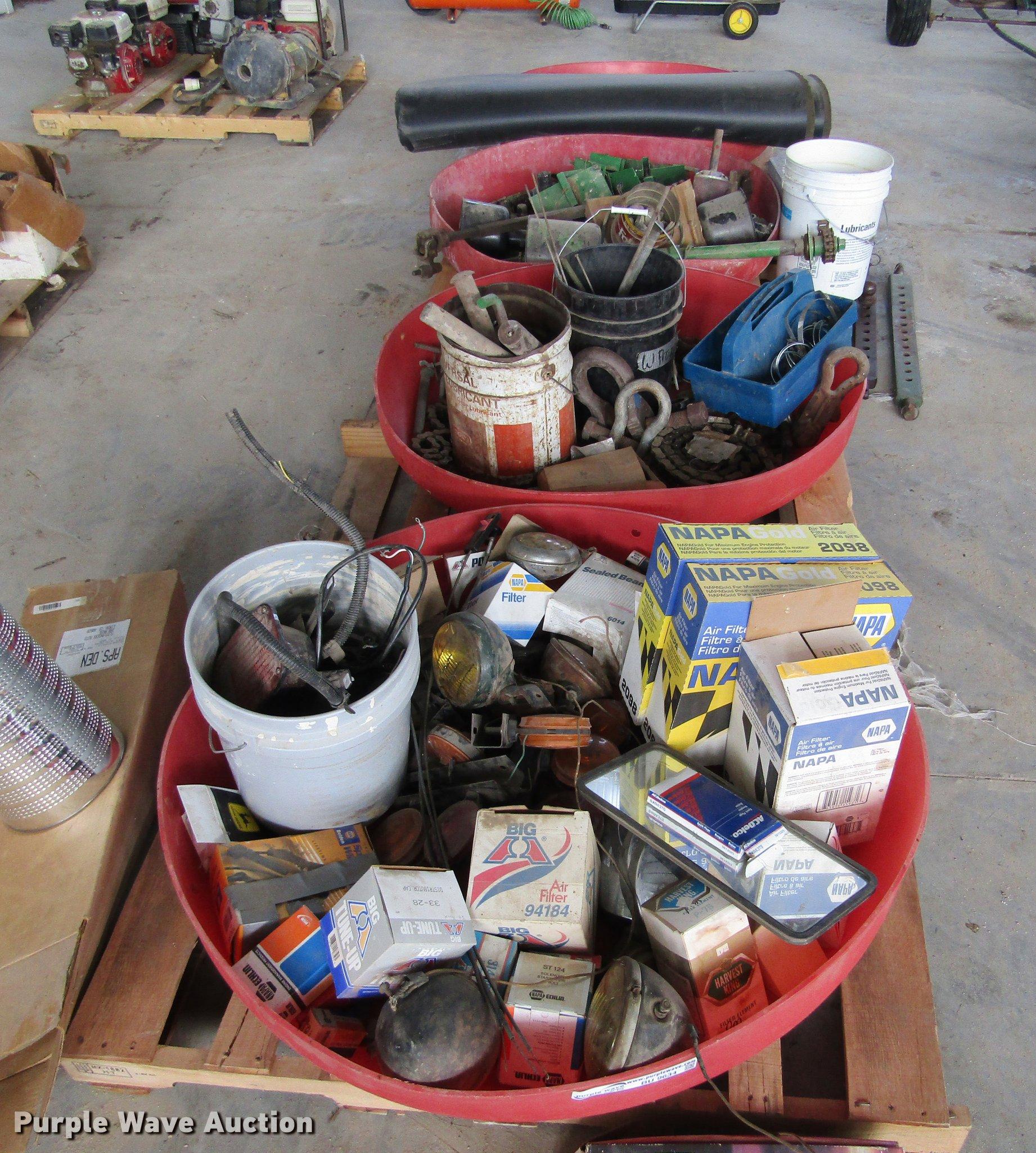 Automotive parts | Item BU9634 | SOLD! February 28 Ag Equipm...
