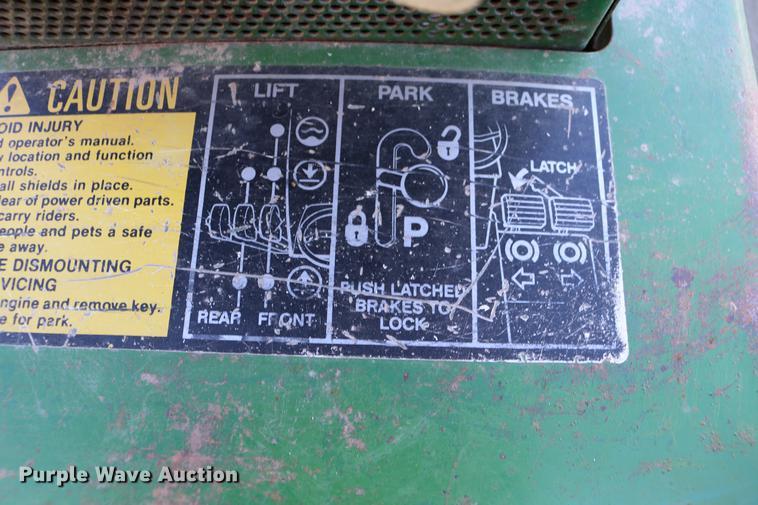 John Deere 318 Parts Diagram
