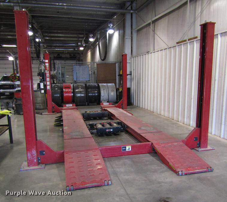 Hunter Alignment Rack >> Hunter L441 Alignment Lift Item Db1240 Sold March 7 Veh
