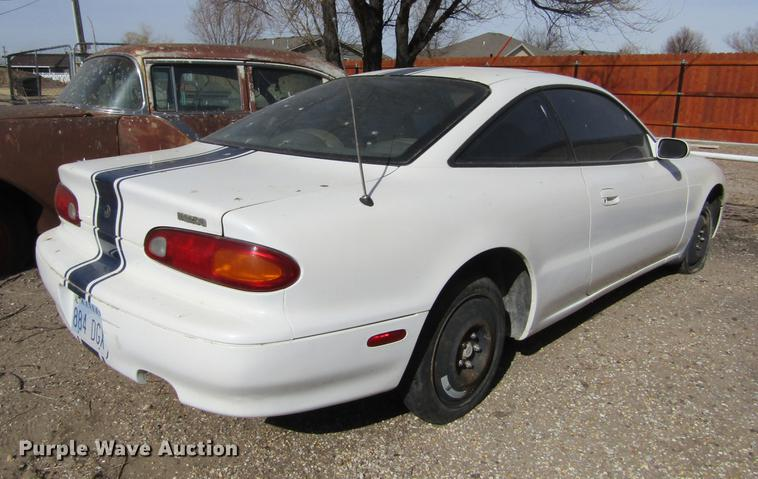 1995 Mazda MX-6 | Item DC8261 | SOLD! March 7 Vehicles and E... on mazda cx-9, mazda cosmo, 1995 mazda 626 gtr, 1995 mazda mx3, ford probe, mazda rx-8, 1995 mazda mpv, mazda b-series, mazda rx-7, mazda axela, ford escort, 1995 mazda rx-8, 1995 mazda protege, mazda mx-5, mazda familia, mazda millenia, 1995 mazda b2200, mazda capella, 1995 mazda navajo, 1995 mazda probe, autozam az-1, mitsubishi fto, mazda mx-3, 1995 mazda b2000, 1995 mazda pickup, ford exp, 1995 mazda b4000, 1995 mazda millenia, mazda rx-3, 1995 mazda b2600, mazda mpv, 1995 mazda mx,