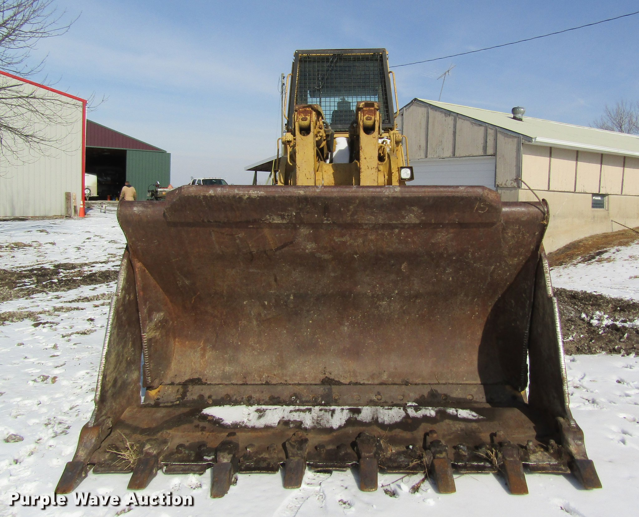 1999 caterpillar 973 track loader item db9754 sold marc caterpillar 973 track loader full size in new window publicscrutiny Choice Image