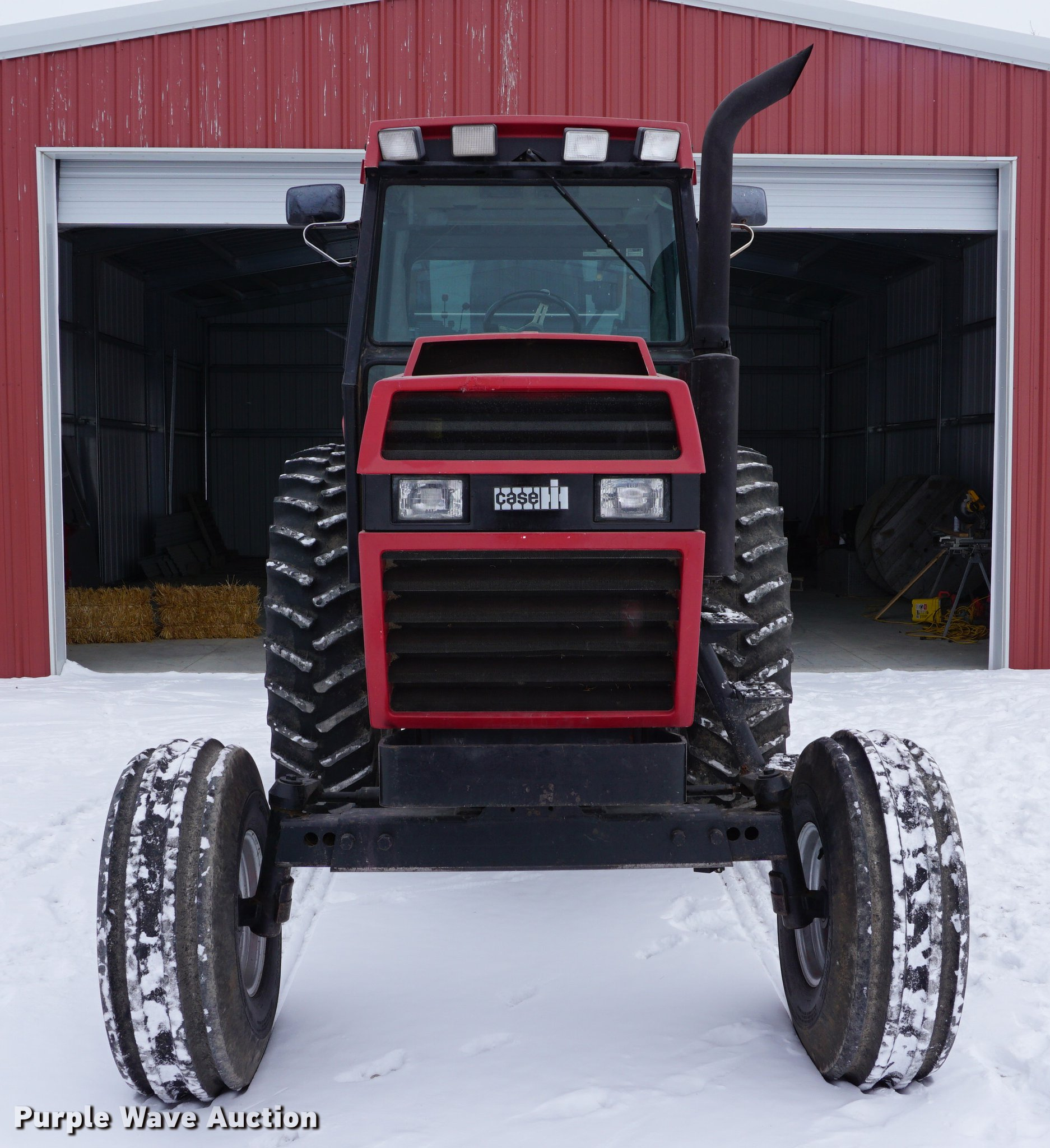 ... Case IH 2394 tractor Full size in new window ...