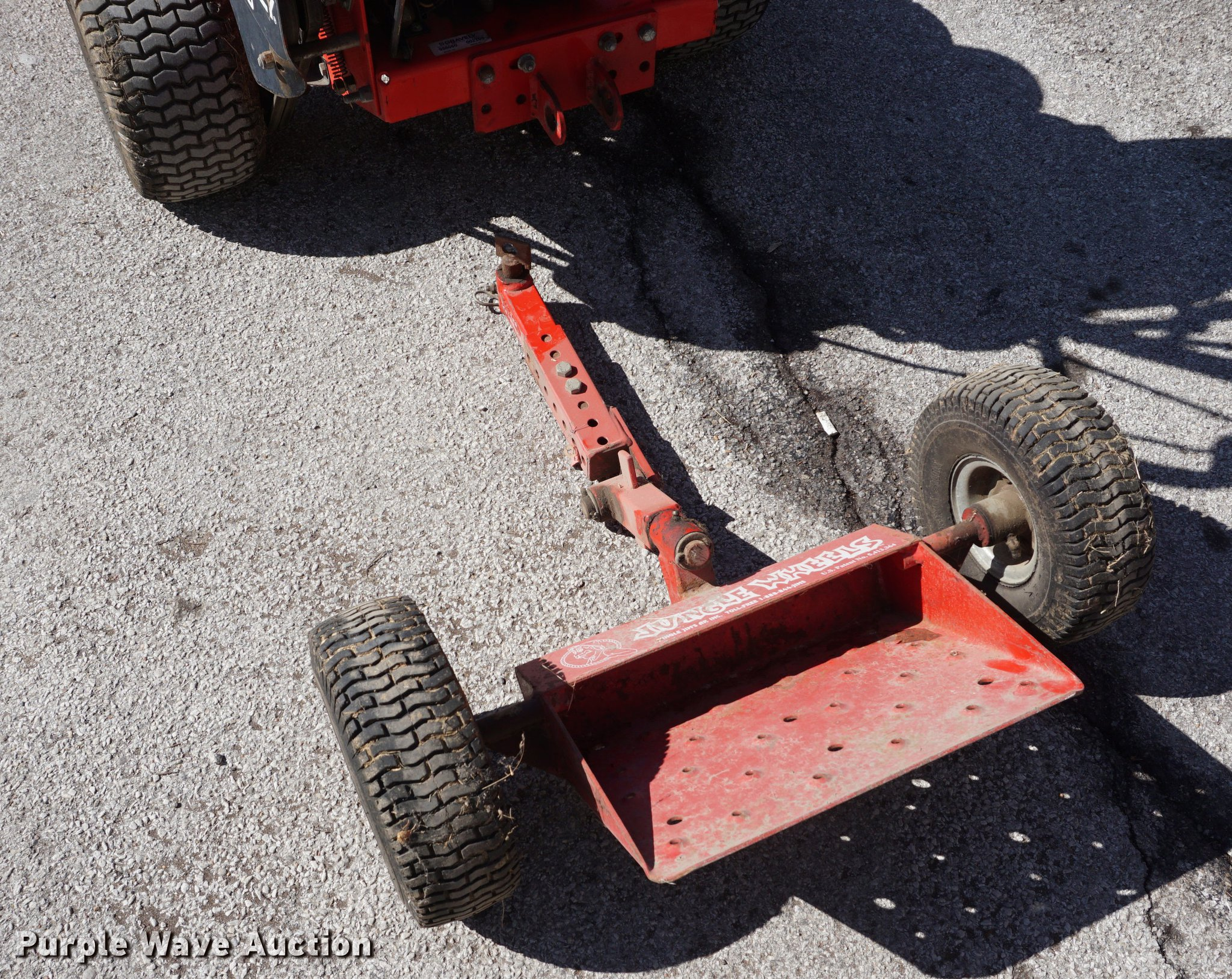 Gravely Pro 36 lawn mower | Item DB0474 | SOLD! March 20 Gov