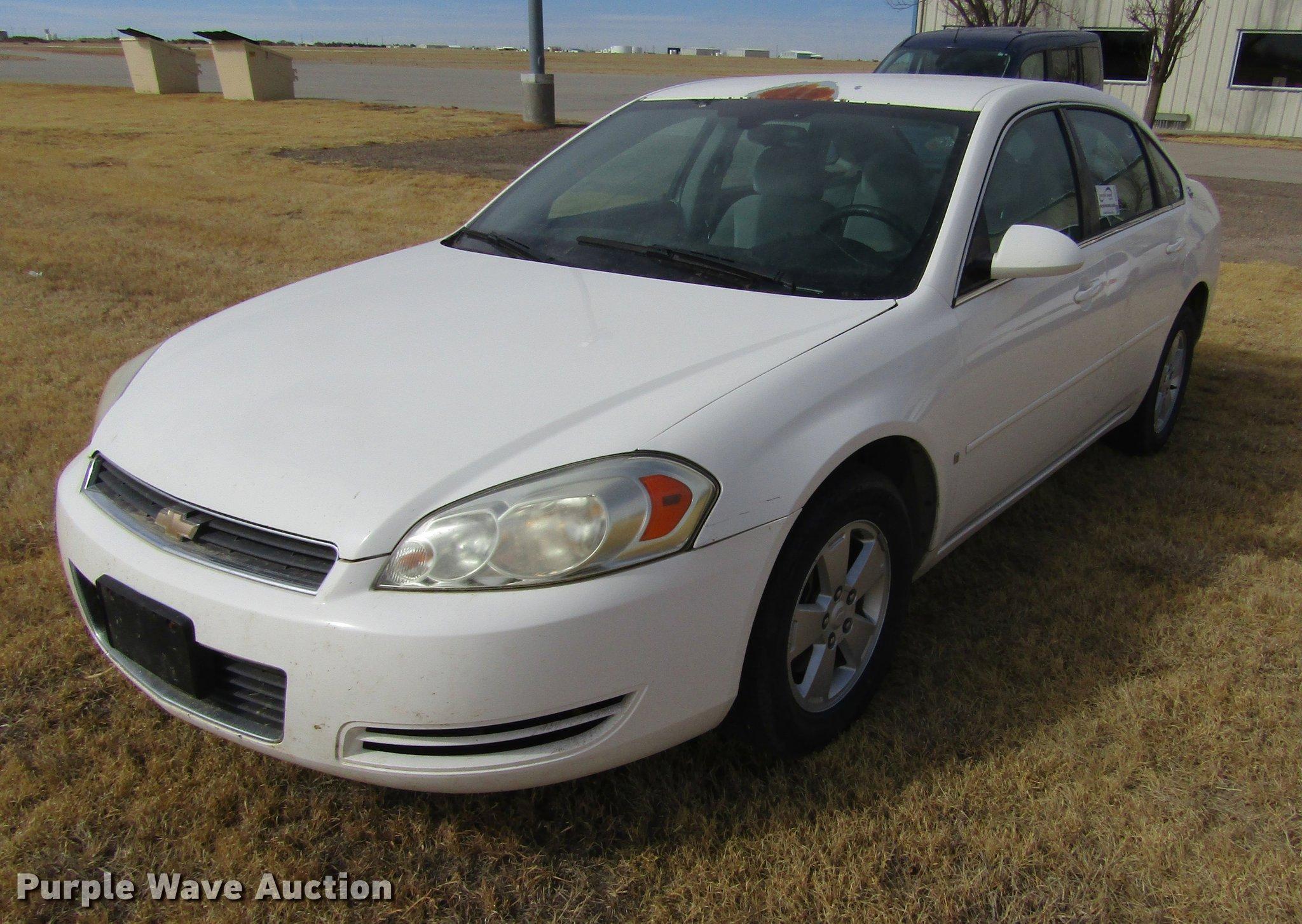 2006 Chevrolet Impala LT Item DE6590