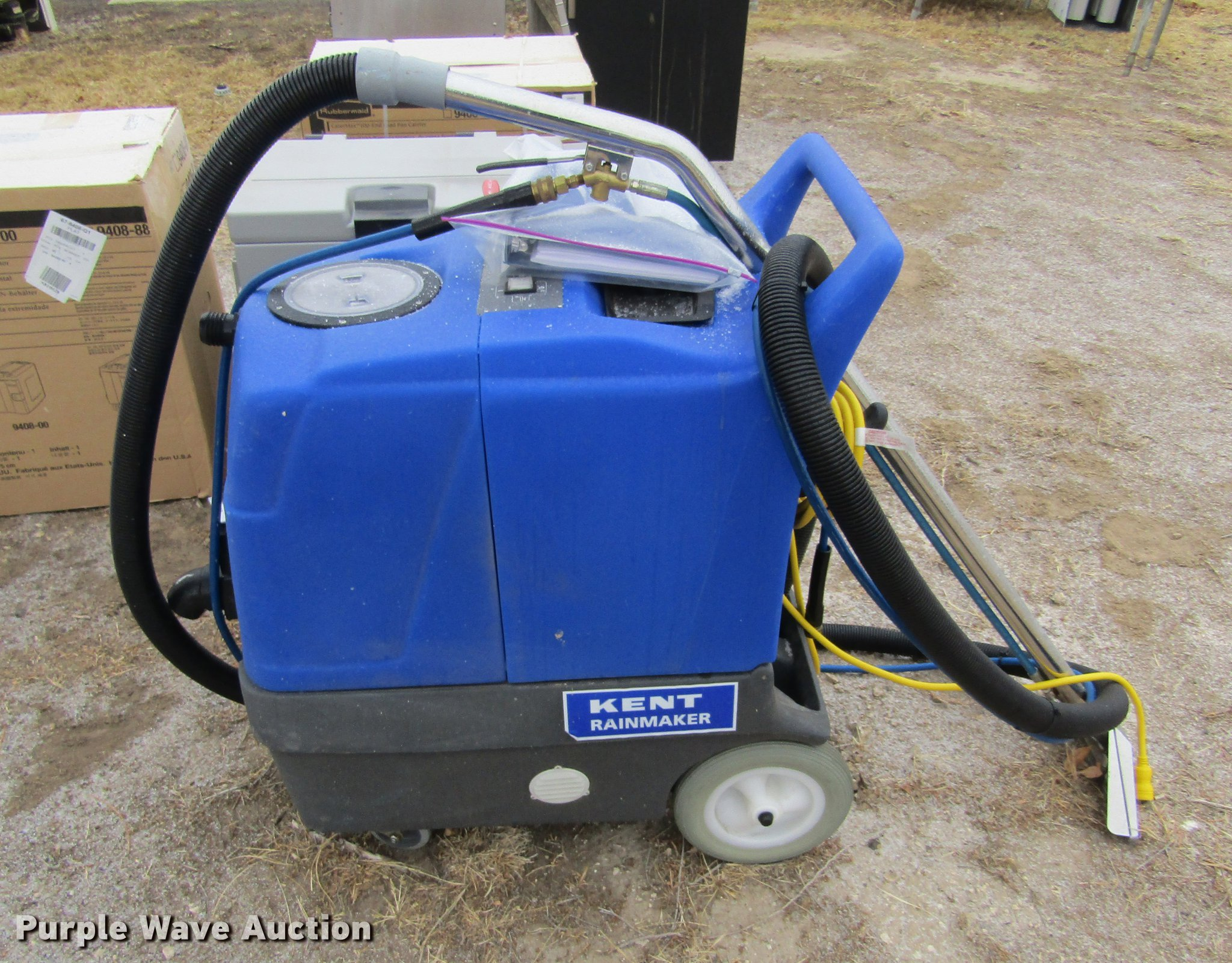 Kent Rain Maker carpet cleaner | Item DE6609 | SOLD! March 2