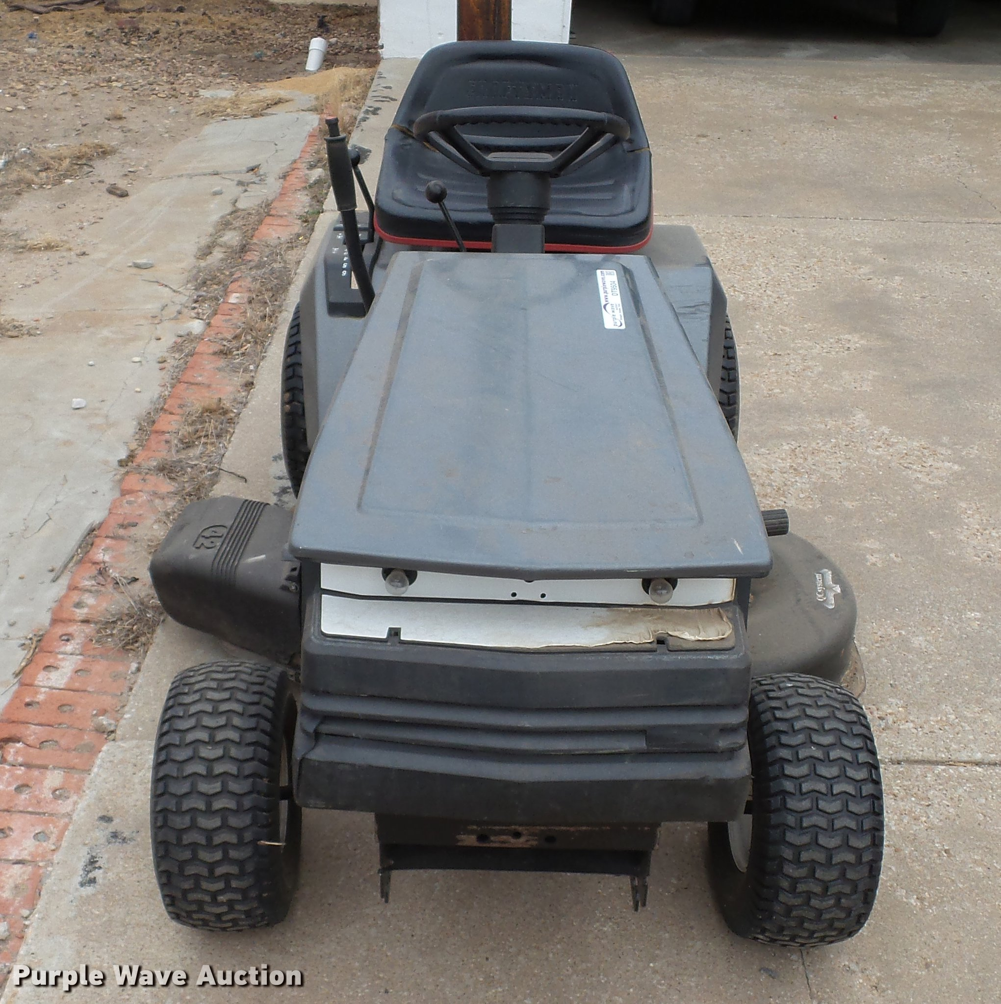 Craftsman Lt4000 Lawn Mower Item Dt9504 Sold March 20 G Wiring Diagram Full Size In New Window