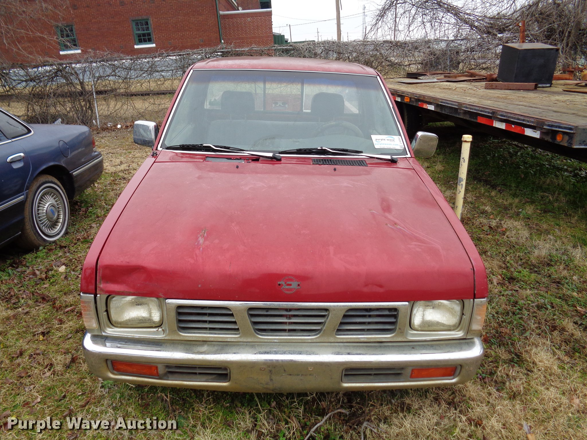 truck xe for sale used pickup nissan